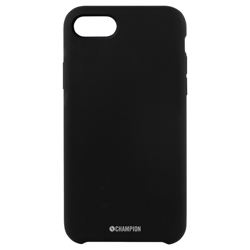 Silicone Case iPhone 7/8/SE Svart