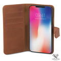 Wallet Läder Slim iPhone X/XS