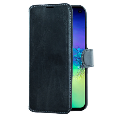 Slim Wallet Case Galaxy S10e Svart