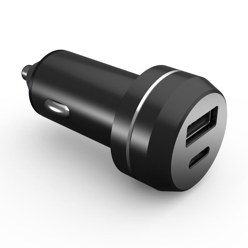 FastCharge QC3/PD USB laddare 36W