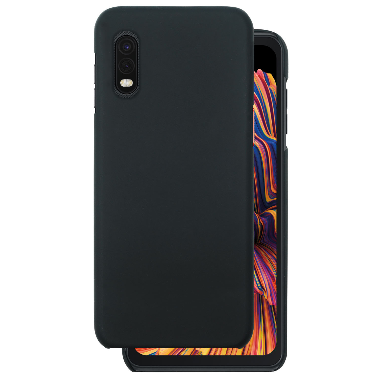 Matte Hard Cover Galaxy Xcover Pro