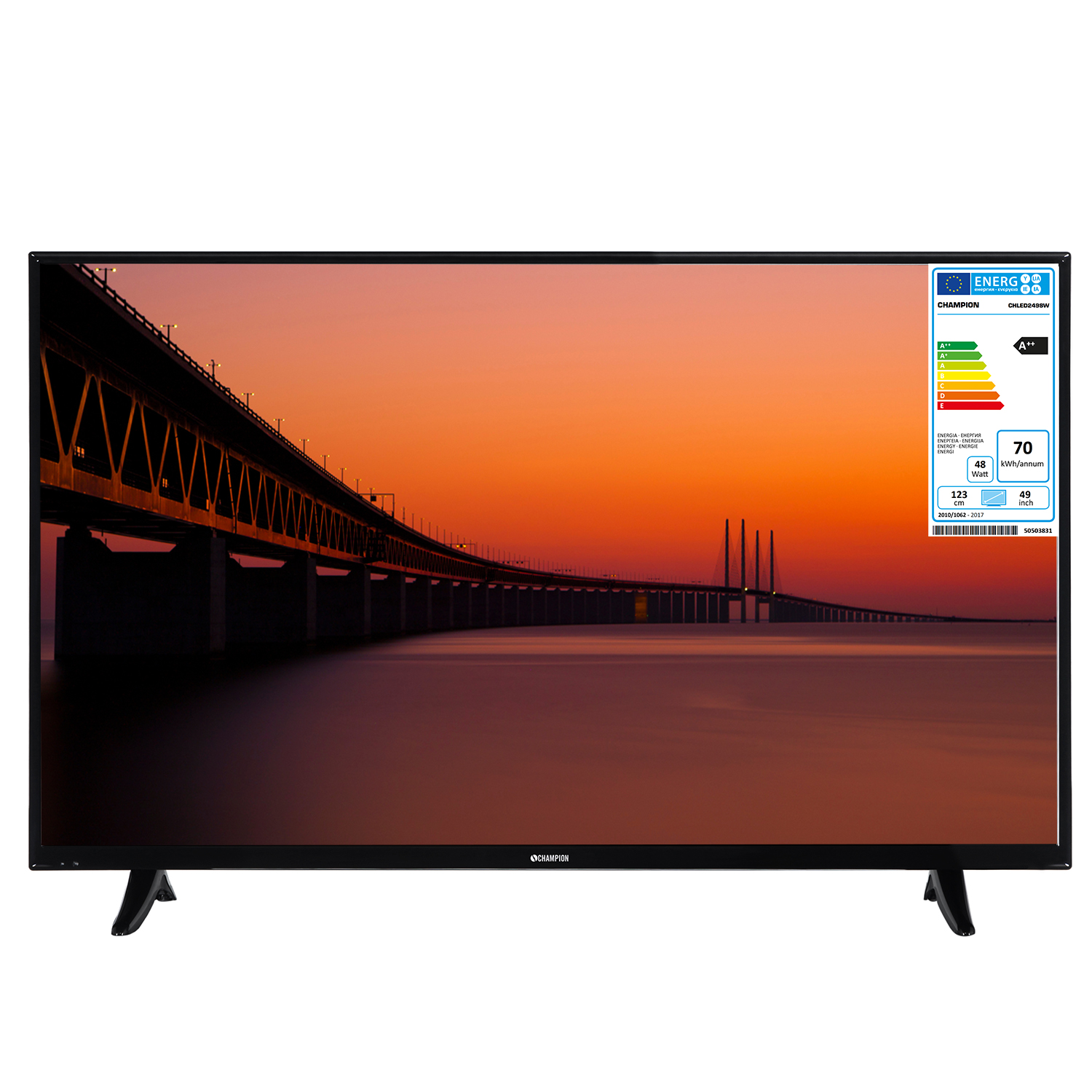 "TV LED 49"" DLED Smart/WiFi"
