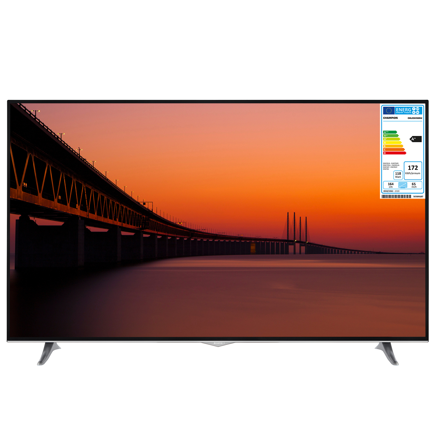 "TV LED 65"" DLED 4K Smart/WiFi"