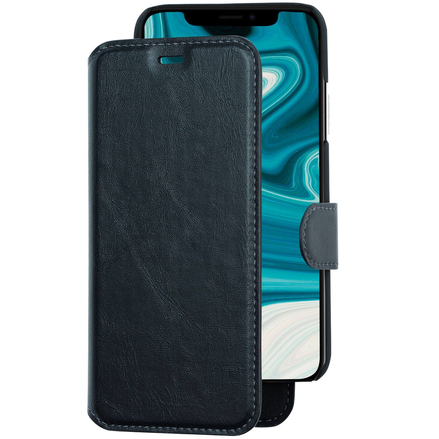 2-in-1 Slim Wallet Case iPhone 12 Max