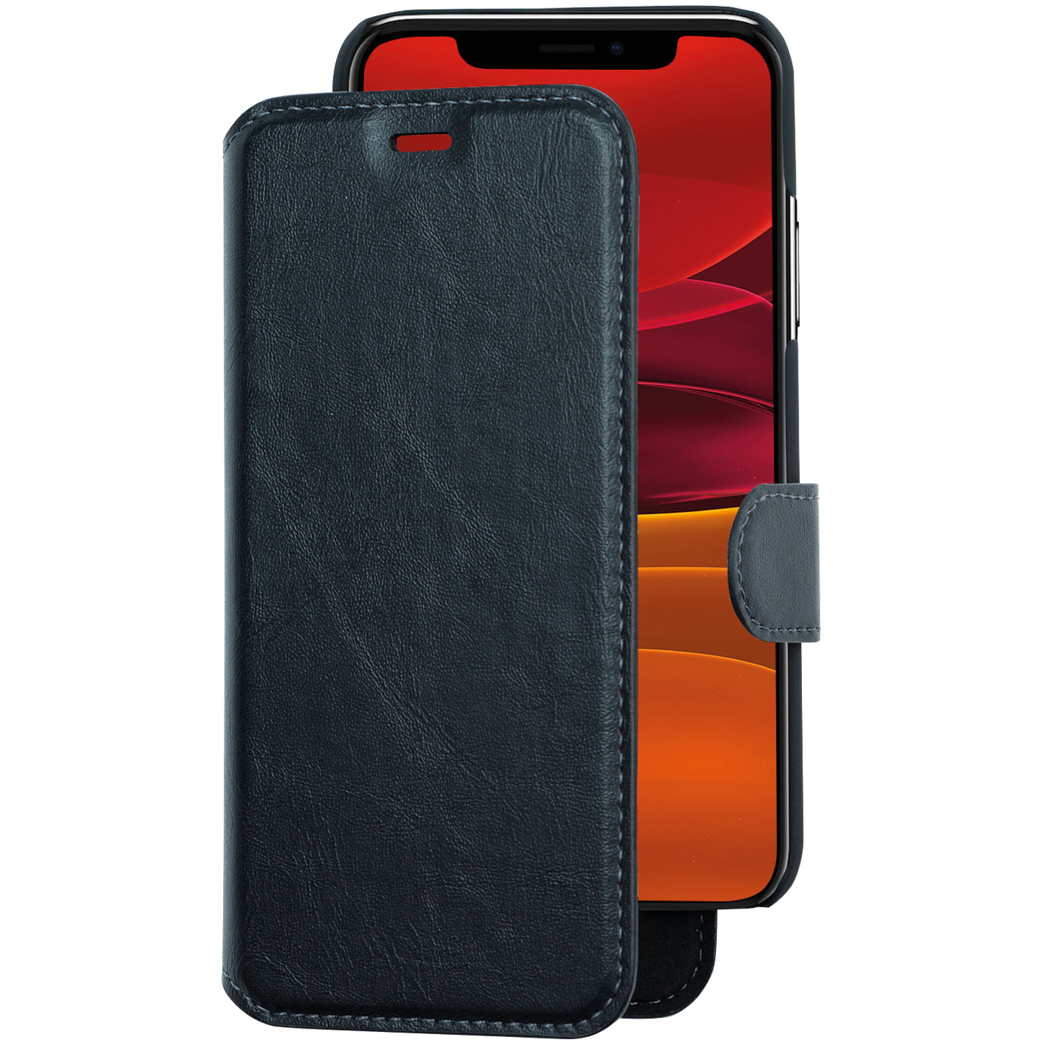 2-in-1 Slim Wallet Case iPhone 12 Pro Max