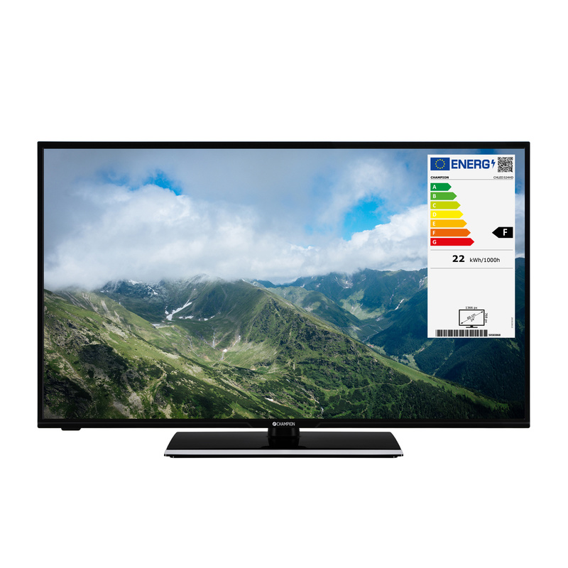 "TV LED 24"" HD TV"