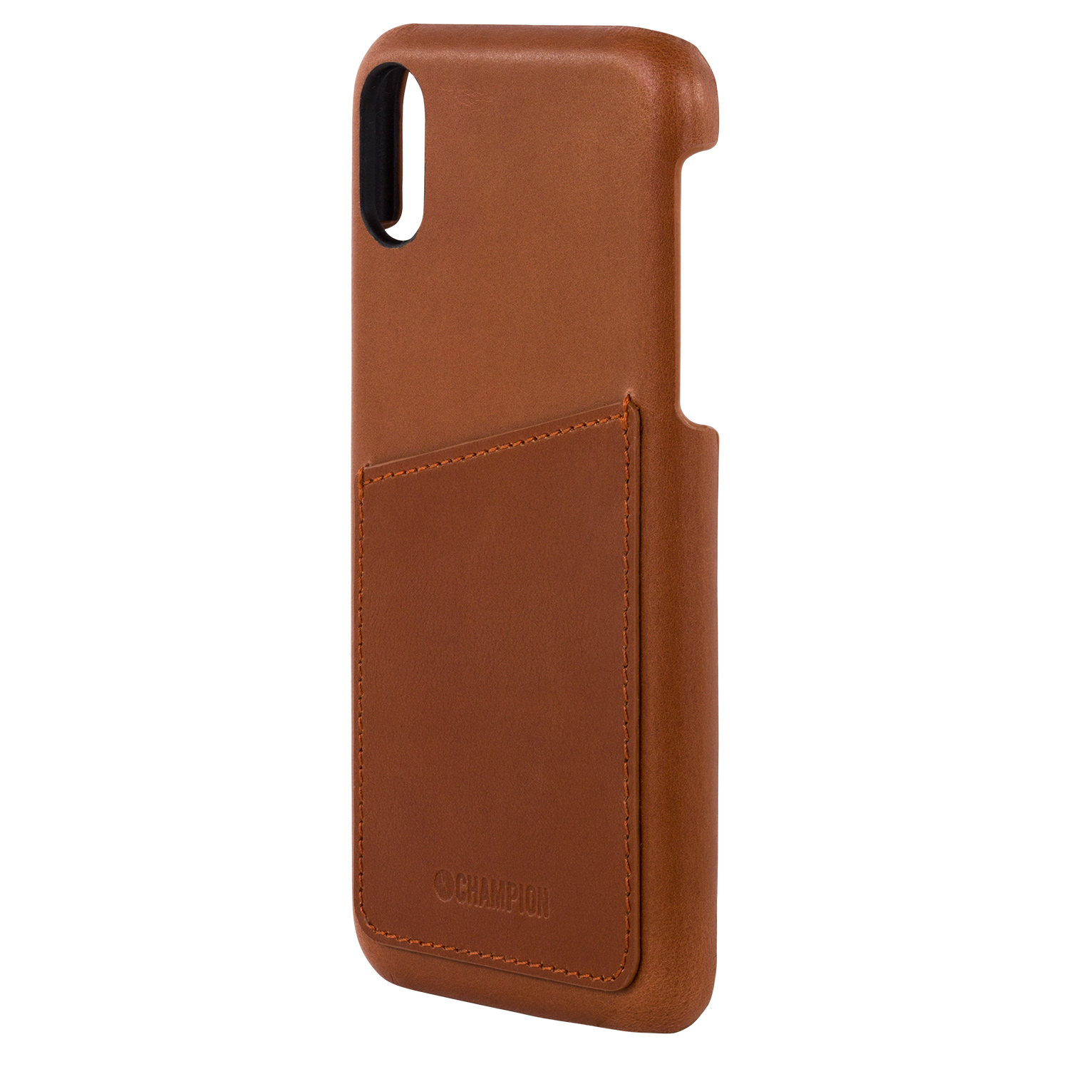 Classic Case Läder iPhone XR